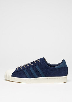 Schuh Superstar 80s collegiate navy/mineral blue