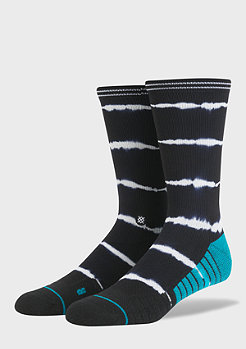 Fashionsocke Richter Crew black
