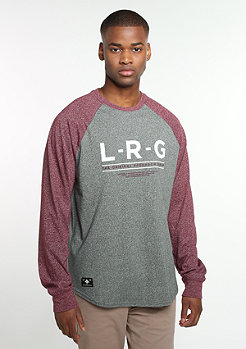 Longsleeve Standard Issue charcoal heather