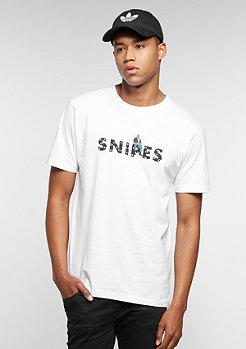 T-Shirt Partners In Crime Outlook white/mc