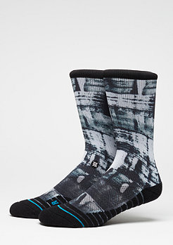 Fashionsocke Terra black
