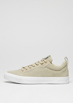 All Star Fulton Ox frayed burlap/white/white