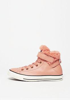 Schuh CTAS Brea Hi pink blush/black/egret
