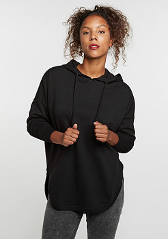 Hooded-Sweatshirt Oversized Terry black