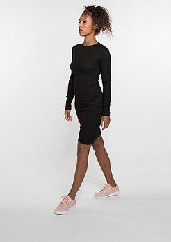 Kleid Rib Dress black