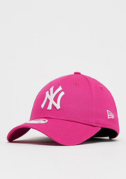 Baseball-Cap 9Forty Fashion Essential MLB New York Yankees pink/white