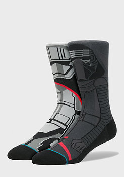 Fashionsocke Star Wars First Order dark grey