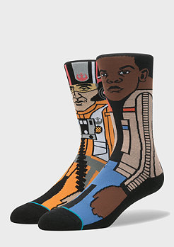 Fashionsocke Star Wars The Resistance 2 orange