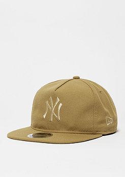 New Era Tonal Unstructured MLB New York Yankees wheat