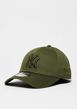Baseball-Cap Tonal League Essential MLB New York Yankees rifle green