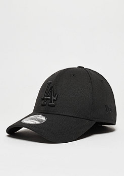 Baseball-Cap BOB Team Wool MLB Los Angeles Dodgers black/black