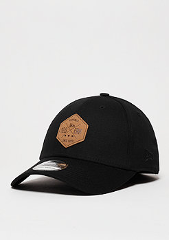 Baseball-Cap Stretch Hex Canvas black