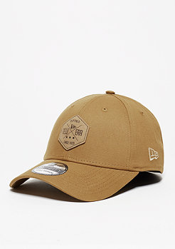 Baseball-Cap Stretch Hex Canvas wheat