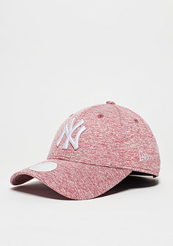 Baseball-Cap Jersey Fleck MLB New York Yankees maroon