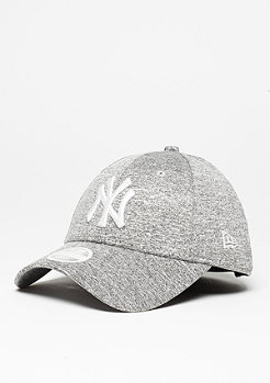 Baseball-Cap Jersey Fleck MLB New York Yankees grey