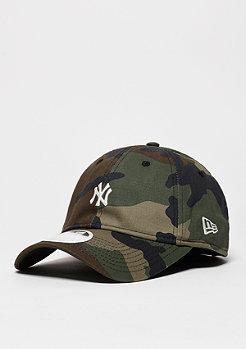 Mini Logo Essential MLB New York Yankees woodland camo