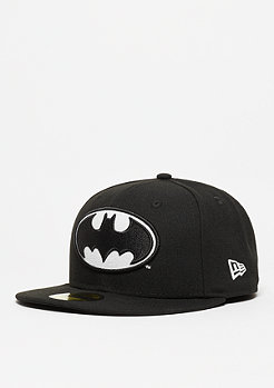 New Era Fitted-Cap GITD Fitted Batman black