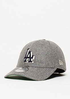 Baseball-Cap Wool Felt Logo MLB Los Angeles Dodgers grey
