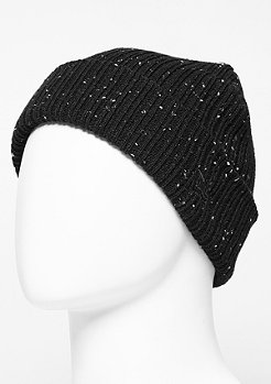 Beanie Fleck Fisherman black