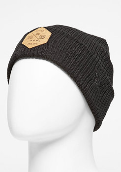 Beanie Fisherman Hex black