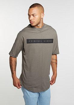 T-Shirt Mac slate/slate