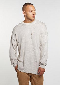 Sweatshirt Chapel stone/grey