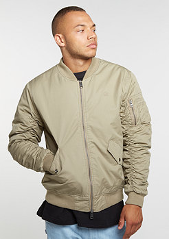 CD Jacket Airforce Bomber stone/stone