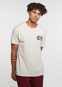 CD Tee Whitechapel light nude/black