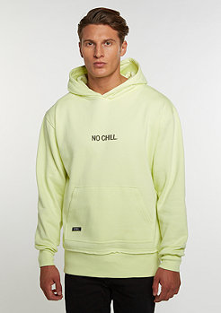 Hooded-Sweatshirt CSBL No Chill Loose Fit pale yellow/white