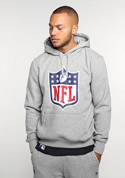 Hoody NFL Generic Logo heather grey