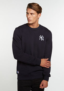 Crew Neck MLB New York Yankees navy
