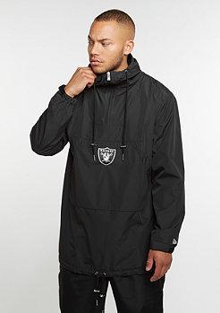 Übergangsjacke Remix II Poncho NFL Oakland Raiders black