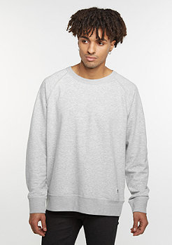 Sweatshirt Rules In & Out grey melange
