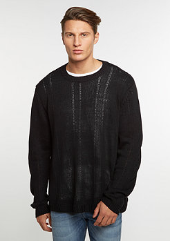 Strickpullover Midnight black