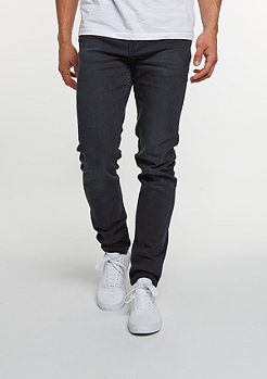 Jeans Tight distorted blue