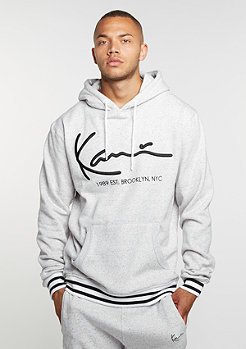 Retro Hoody heather grey