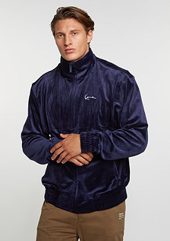 Retro Trackjacket blue