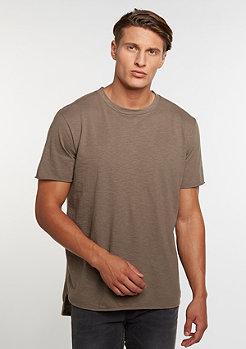 T-Shirt Brooks mushroom/mushroom