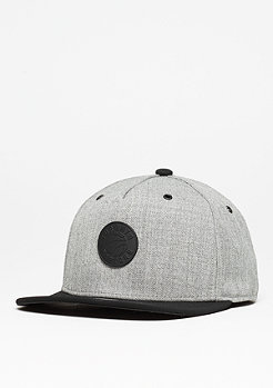 Snapback-Cap Demand 2.0 NBA Toronto Raptors grey heather