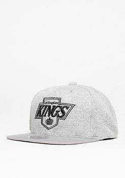 Snapback-Cap Waffle NHL Los Angeles Kings grey
