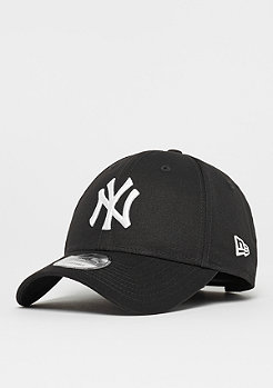 Baseball-Cap 9Forty League Basic MLB New York Yankees black/white