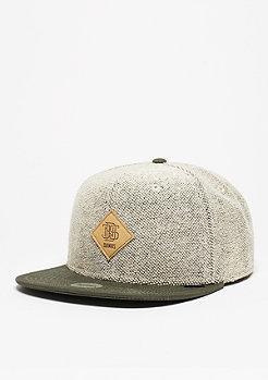 Snapback-Cap 6P SB Left Sports olive