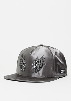 Snapback-Cap BL Cap First Division dark grey/black