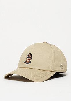 Baseball-Cap WL Curved Pacasso sand/mc