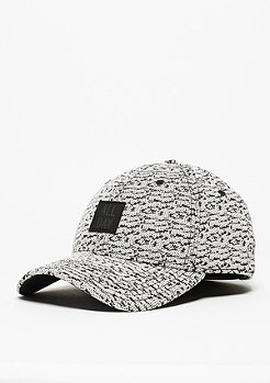 C&S WL Curved Cap Boost Vibez terrapin knit/black