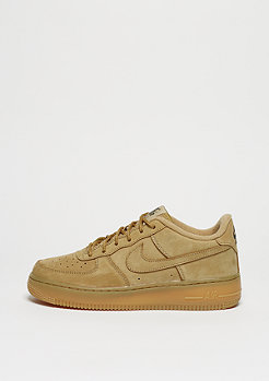 Basketballschuh Air Force 1 LV8 LTR (GS) flax/flax/outdoor green