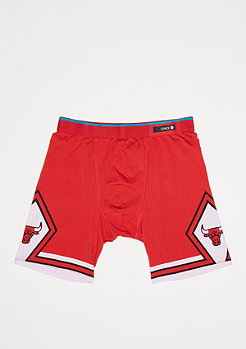 Boxershort Chicago Bulls red