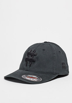 Baseballcap Curved dark black