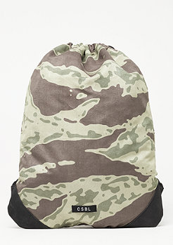 Turnbeutel Section Gymbag tiger camo/white/black