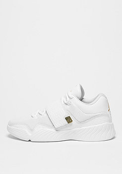 Basketballschuh J23 white/mtlc gold/pure platinum